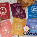 2 page passport wedding invites (6)