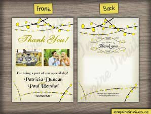 Carman  –  Thank You Card 1