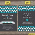 General Wedding Invite 26