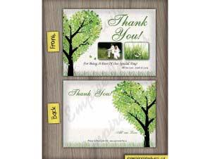 Harrison  –  Thank You Card 1