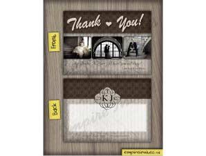 Joseph  –  Thank You Card 1