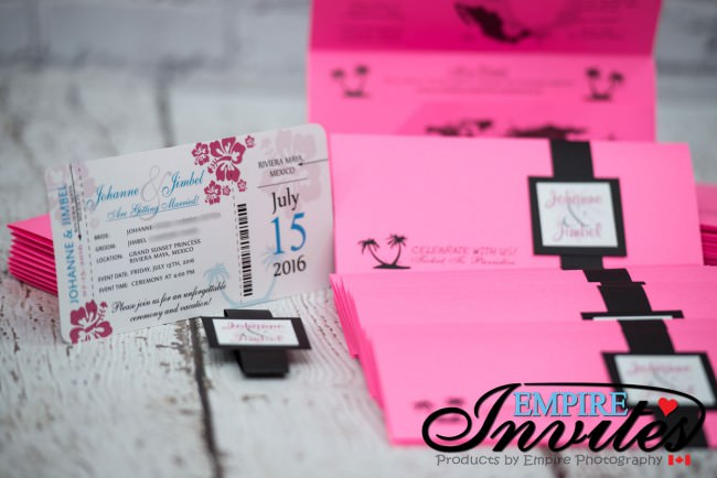 Pink Boarding passes to Grand Sunset Princess Mexico (1)