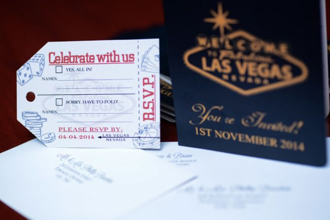 Red Passport Wedding Invitation Wynn Las Vegas (5)