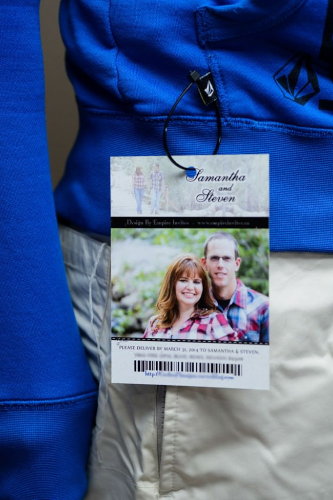 Ski Pass Wedding Invitation Lakeview Lodge Tahoe (2)
