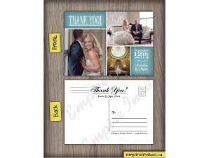Wedding Thank You Card 11