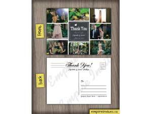 Wedding Thank You Card 8