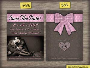 Tiffany  –  Save The Date 2