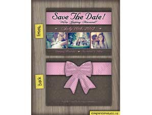 Tiffany  –  Save The Date 1