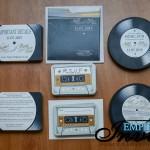 Vinyl Record wedding invitations to Wilmington Deleware (7)