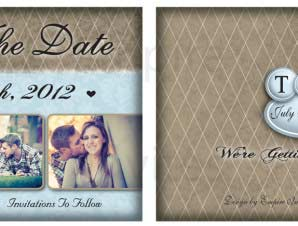 Allison  –  Save The Date 1