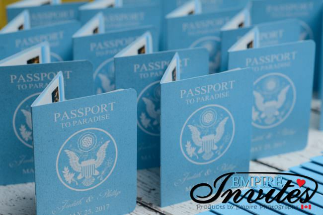 baby blue passport invites to Melia Caribe Tropical punta cana (4)