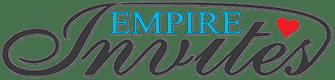 Modern wedding invitations from Winnipeg, Canada | Empire Invites