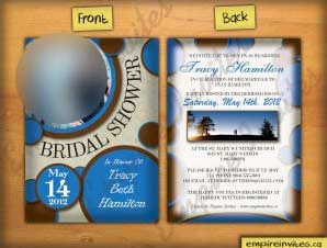 Lethbridge  –  Shower Invite