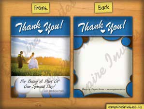 Lethbridge  –  Thank You Card 2