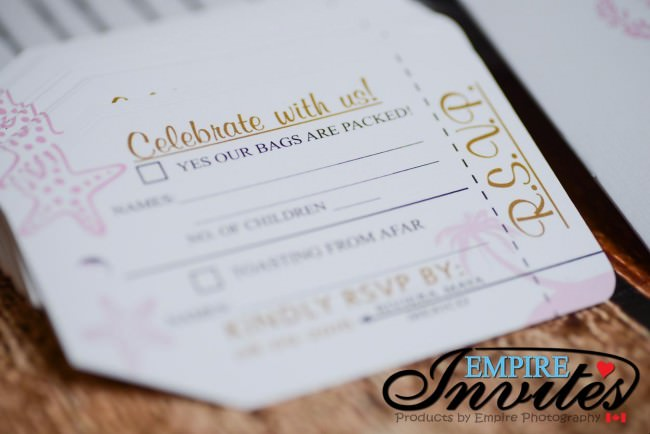 pink and gold passport wedding invites azul fives mexico (4)