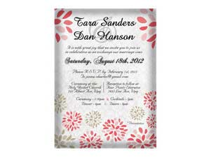 Sunburst  –  Flat Laying Invite